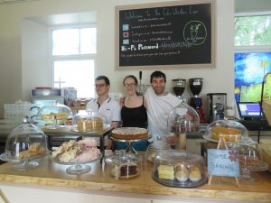 Developing Young Workforce, Additional Support Needs, The Cat's Whiskers Cafe