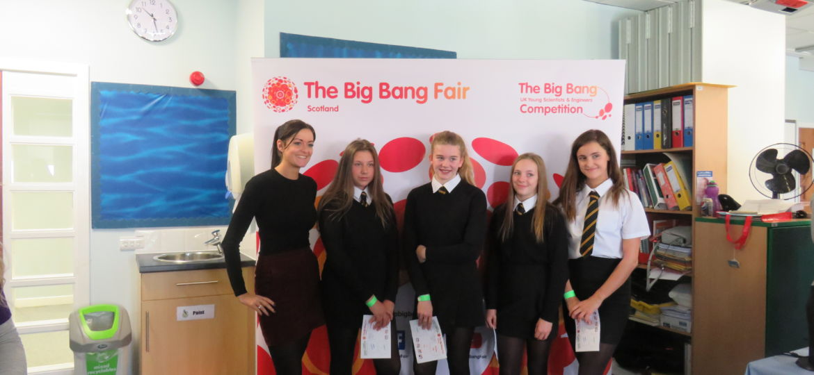 Big Bang South Lanarkshire Blog