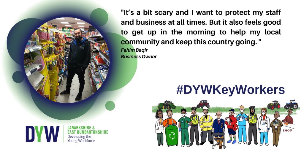 Fahim #DYWKeyWorkers